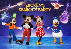 disney on ice presents mickeys search party photo