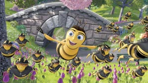 bee movie presented by science on screen jr photo
