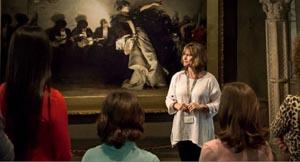 daily tours  talks at isabella stewart gardener museum photo