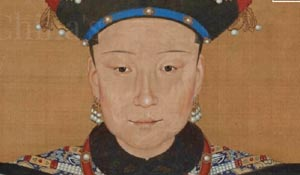 empresses of china's forbidden city at pem photo