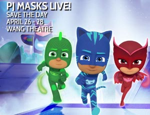 pj masks live photo