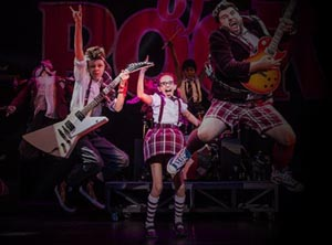 school of rock - boston official photo