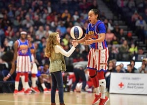 Harlem Globetrotters 'Fan Powered' World Tour