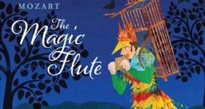 mozart's the magic flute photo