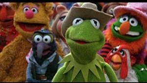 the muppet movie 40th anniversary on the big screen photo