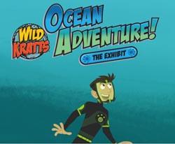 museum of science wild kratts ocean adventure photo
