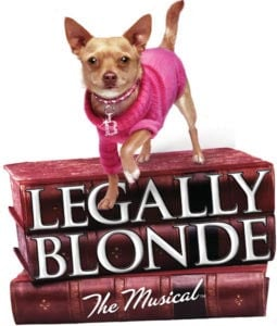 legally blonde the musical photo