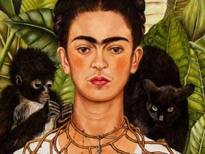 frida kahlo and arte popular photo