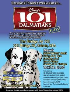 disney's 101 dalmatians youth version photo