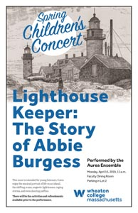lighthouse keeper free musical storybook concert for families photo