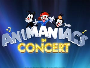 animaniacs in concert starring voice legend rob paulsen photo