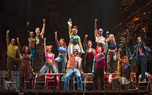 rent - 20th anniversary tour photo