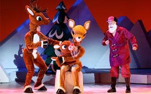 rudolph the red-nosed reindeer the musical photo