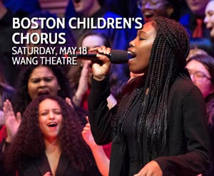 boston children's chorus 18th dr martin luther king jr tribute concert photo