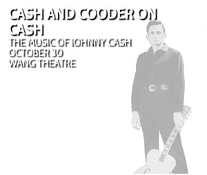 cash and cooder on cash the music of johnny cash photo