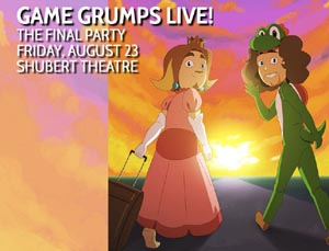 game grumps live photo