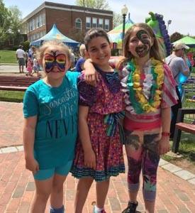 clown town andover - an annual family festival photo