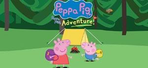 peppa pig's adventure photo