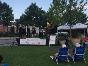 jazz in the park photo