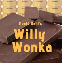 roald dahls willy wonka photo