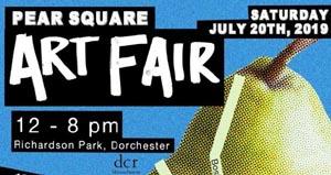 pear square art fair photo