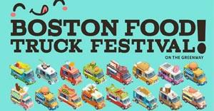 boston food truck festival photo