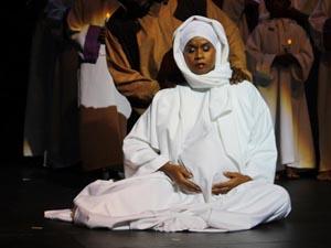 enjoy short vignettes from black nativity at the mfa photo