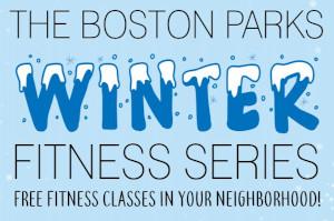 boston free winter fitness series photo