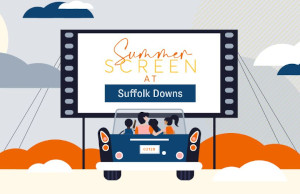 summer drive-in movies return to suffolk downs photo