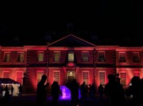 castle hill illuminated sound and light show 2020 photo