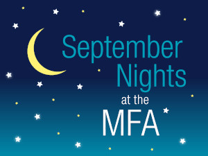 september nights at the mfa - free outdoor films  activities photo