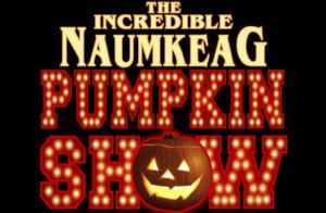 the incredible naumkeag pumpkin show photo