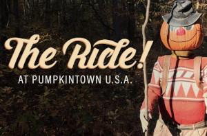 pumpkintown usa 'the ride' 2020 photo