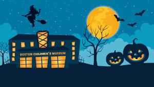 halloween spooktacular at boston children's museum photo