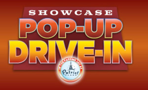 showcase pop-up drive-in returns to patriot place photo