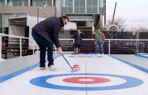 seaport snowport curling lanes photo