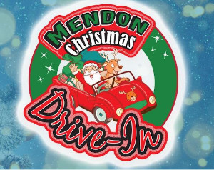 mendon christmas drive-in movies photo