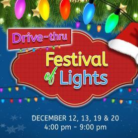 middleborough festival of lights a drive thru holiday light show photo