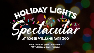 roger williams drive-through holiday lights spectacular photo