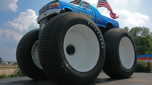 hot wheels the ultimate monster truck drive through experience photo