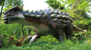 explore the roar at stone zoo's t rex adventure photo