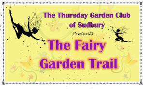 fairy garden trail in sudbury photo