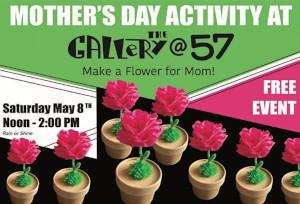make a flower for mom photo