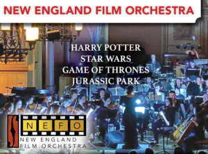 the new england film orchestra live in concert photo
