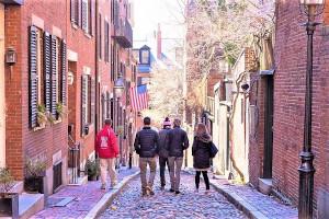 walking boston private custom tours photo