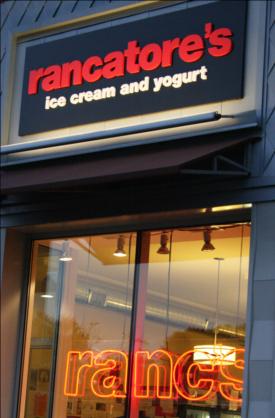 rancatore's ice cream and yogurt photo